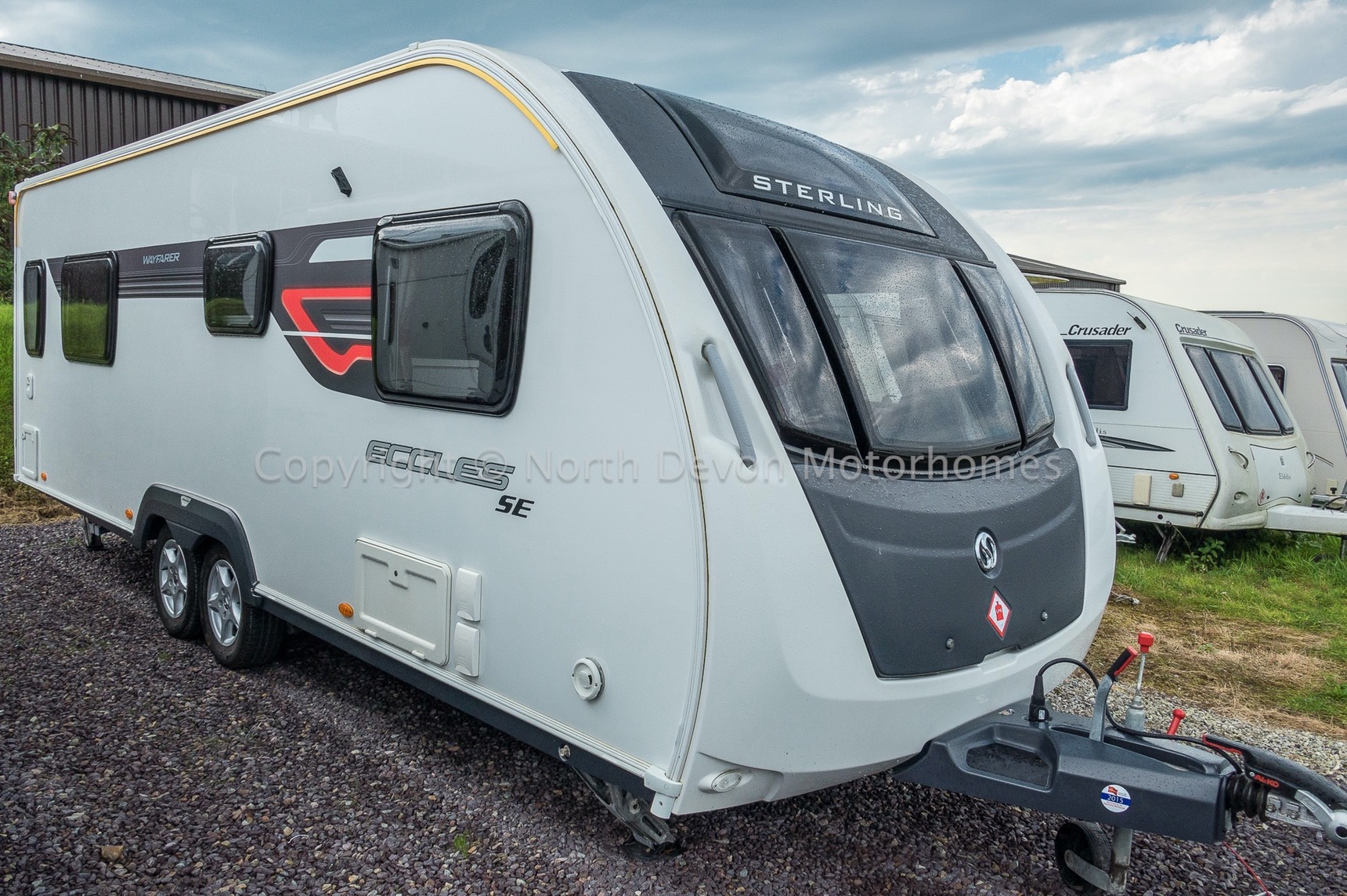 Sold Sterling Eccles Wayfarer 2014 4 Berth Island