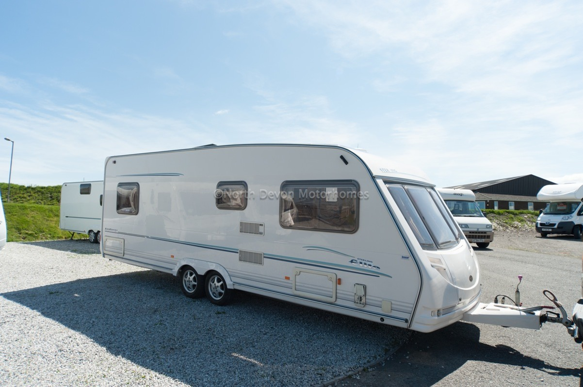 Sold Sterling Eccles Elite Explorer 2003 4 Berth Tag