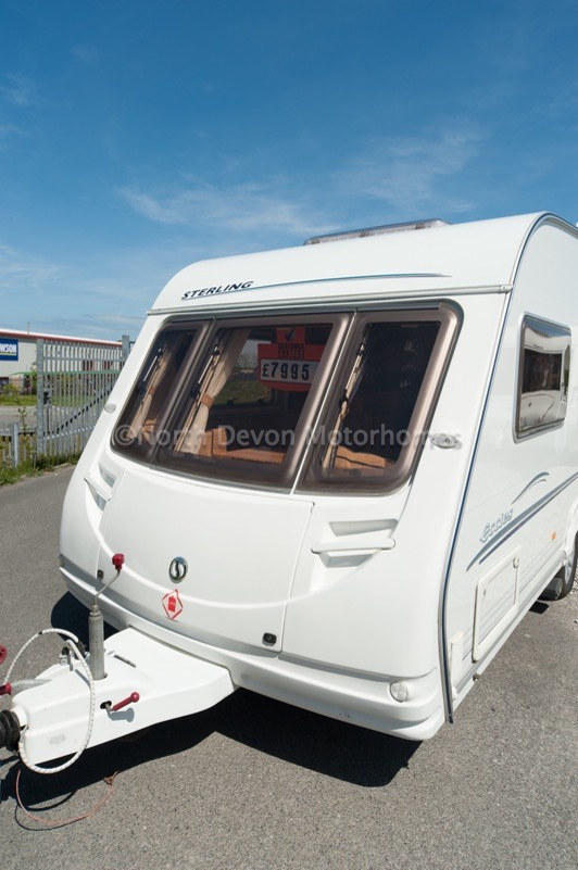 Sold Sterling Eccles Topaz 2006 Large 2 Berth End