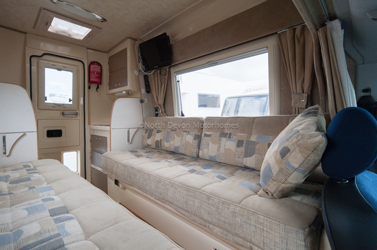 Sold 2009 Auto Sleeper Orian Mira Mezan 2 Berth 1 6