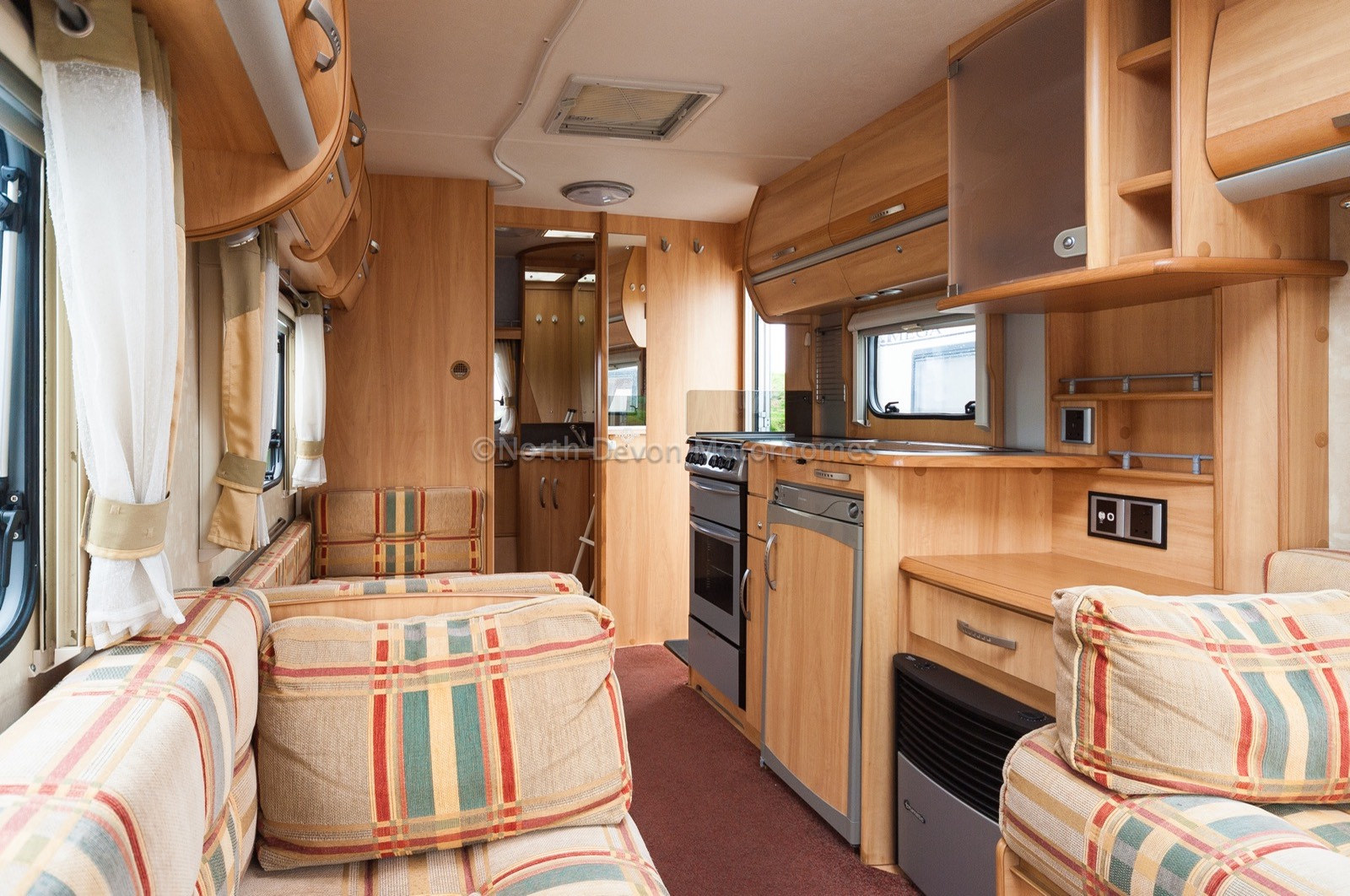 Sold 2003 Sterling Eccles Moonstone 4 Berth End