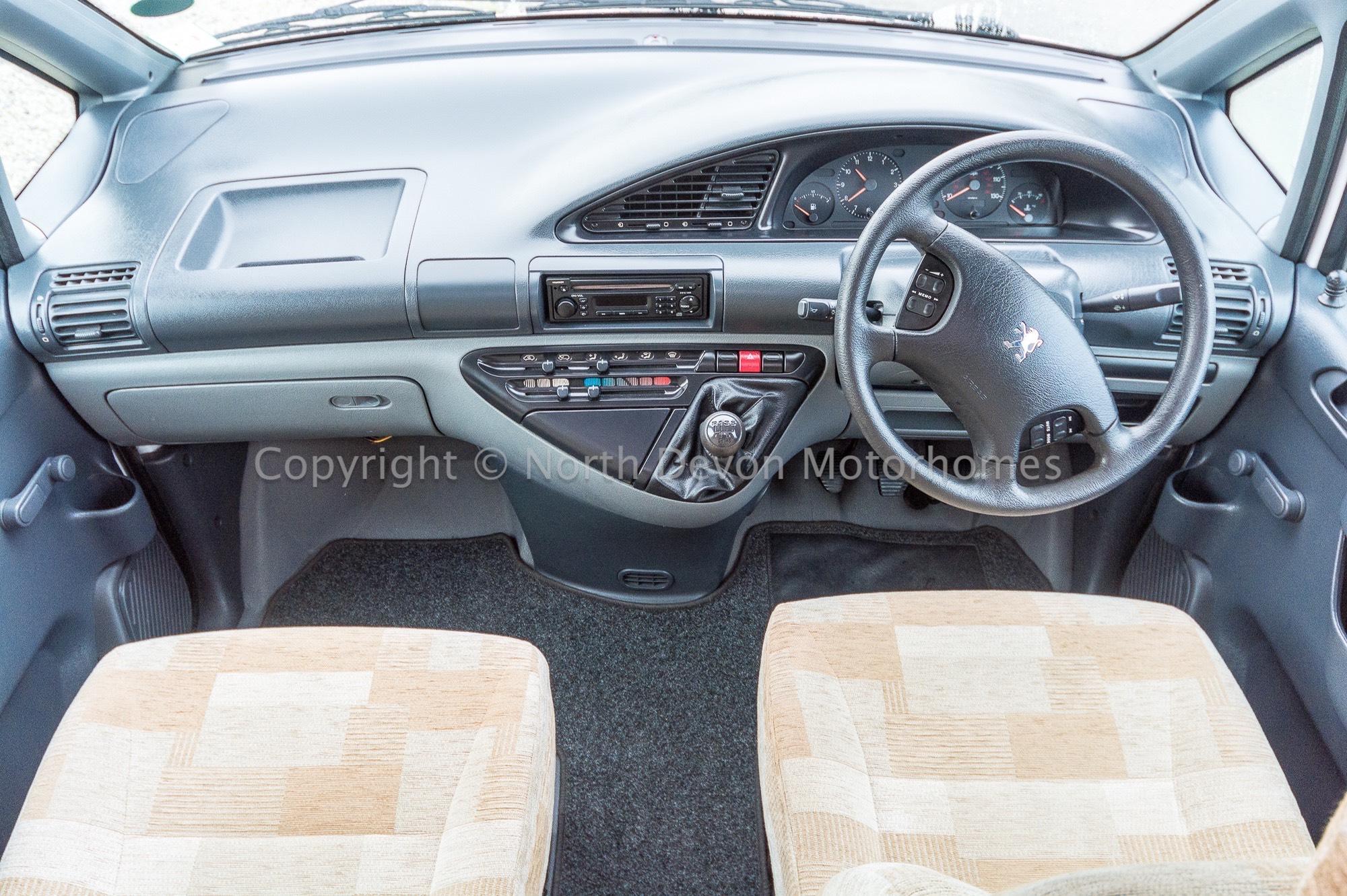 Sold Nu Venture Rio 2007 Compact 2 Berth Coachbuilt