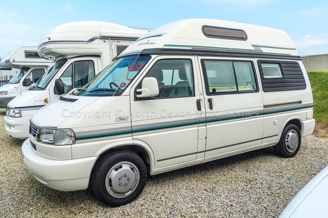 VW T4, Autosleeper Topaz, 2003, 2 5TDi, 53500 Miles, 2 berth   North