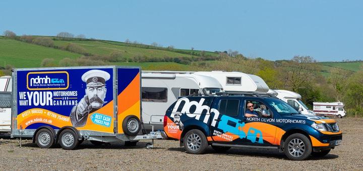 North Devon Motorhomes Motorhome Caravan Sales 01271 866333