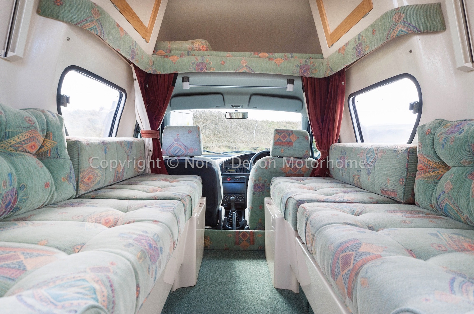 Sold Romahome Duo High Top 2001 1 9 Diesel 41000 Miles