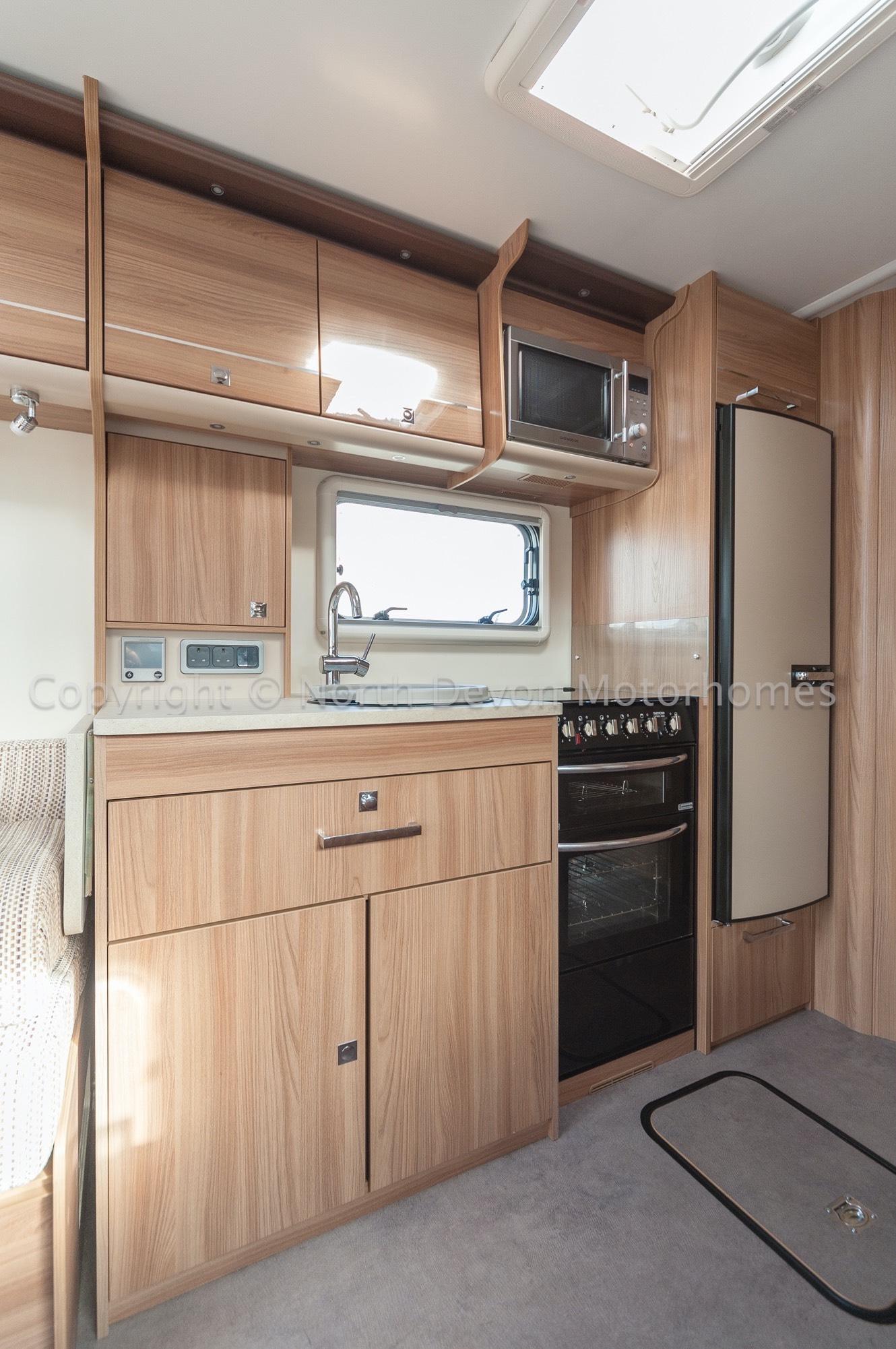 Sold Bailey Unicorn Iii Seville Caravan 2015 2 Berth