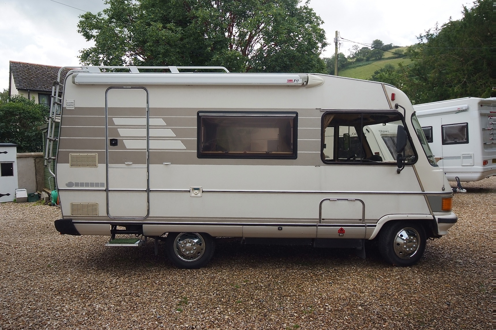 Sold Hymer B544 Lhd 1990 Fiat 2 5 Td Fsh 1 Previous