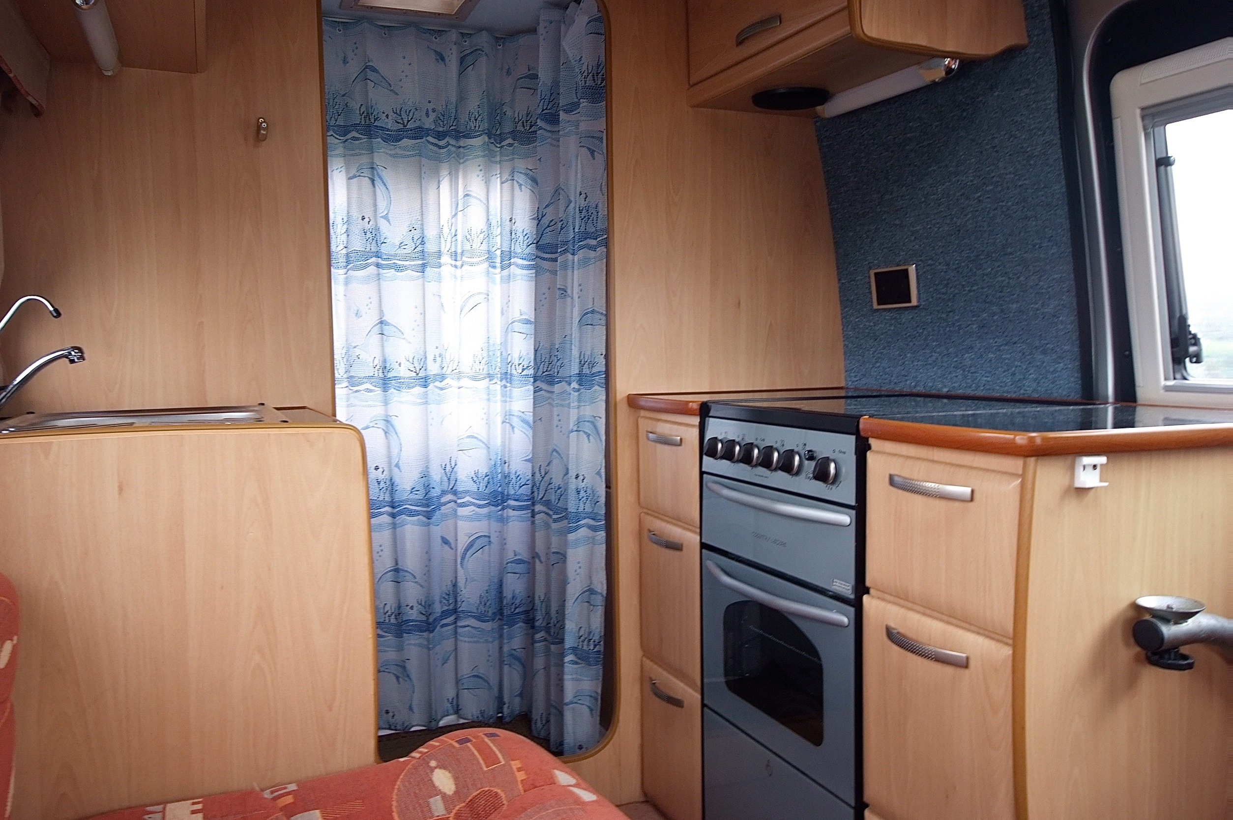 Sold Timberland Freedom 2003 Fiat 2 8 Jtd Hightop Camper